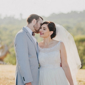 Romantic Australian Farm Wedding
