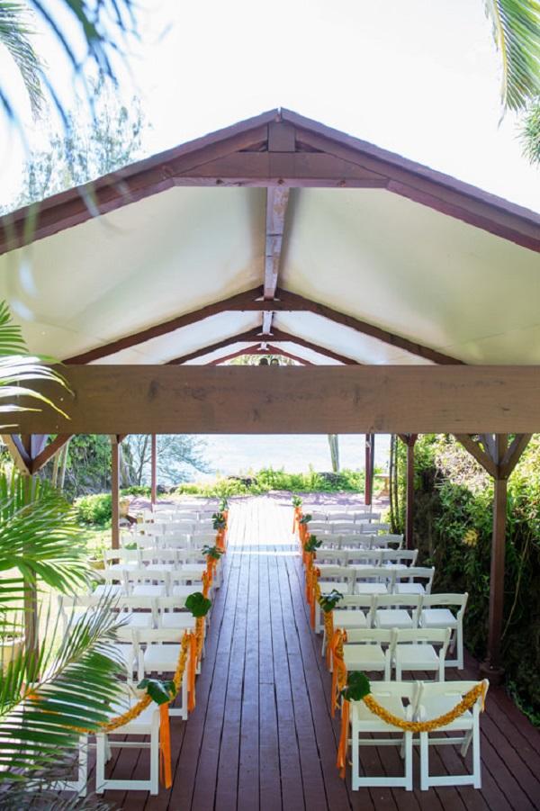 Boardwalk Hawaiian Ceremony