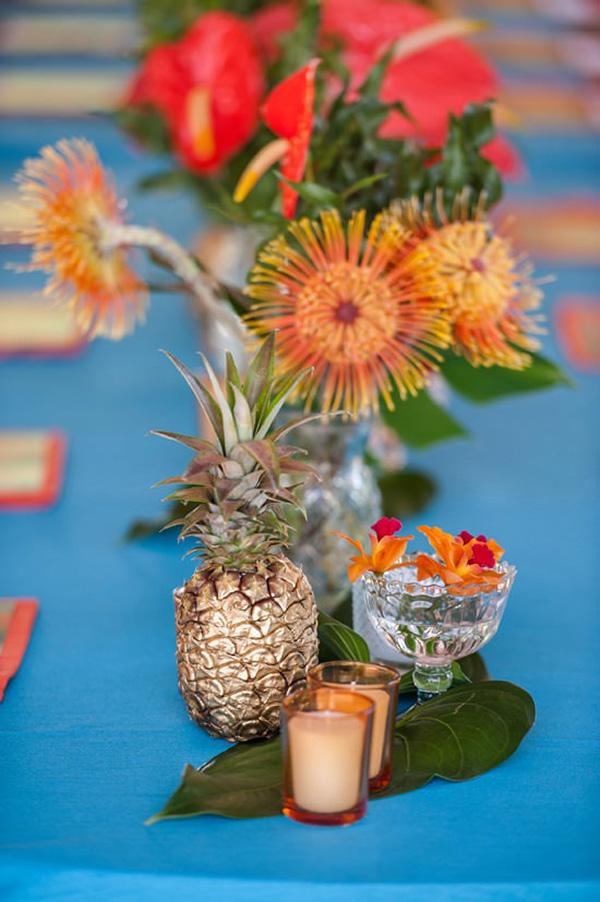 Hawaiian Table Settings