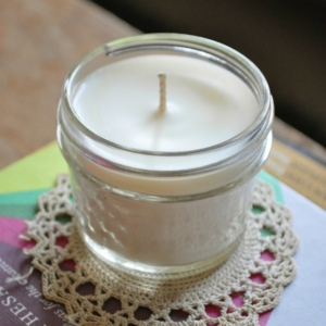 Homemade Scented Candles Tutorial