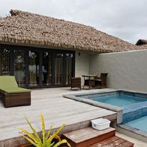 Nautlius Resort at Cook Islands