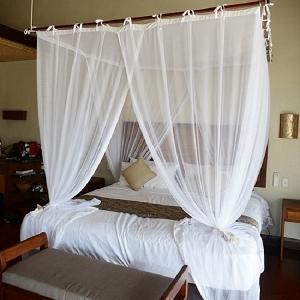 Luxury Beds at Nautlius Resort - Cook Islands