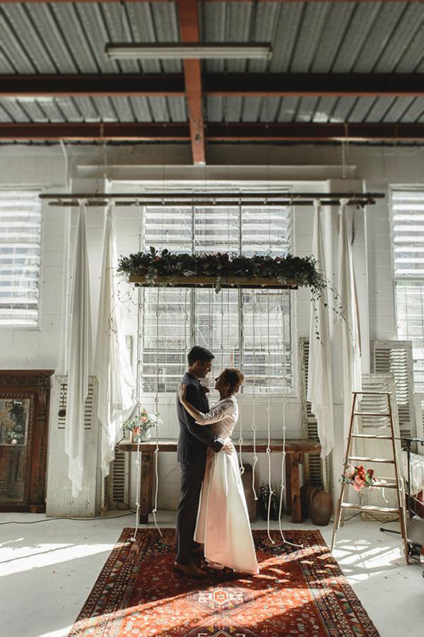 Intimate Vieille Branche Wedding