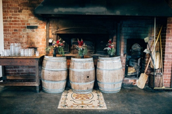 Intimate Rustic Newrybar Wedding
