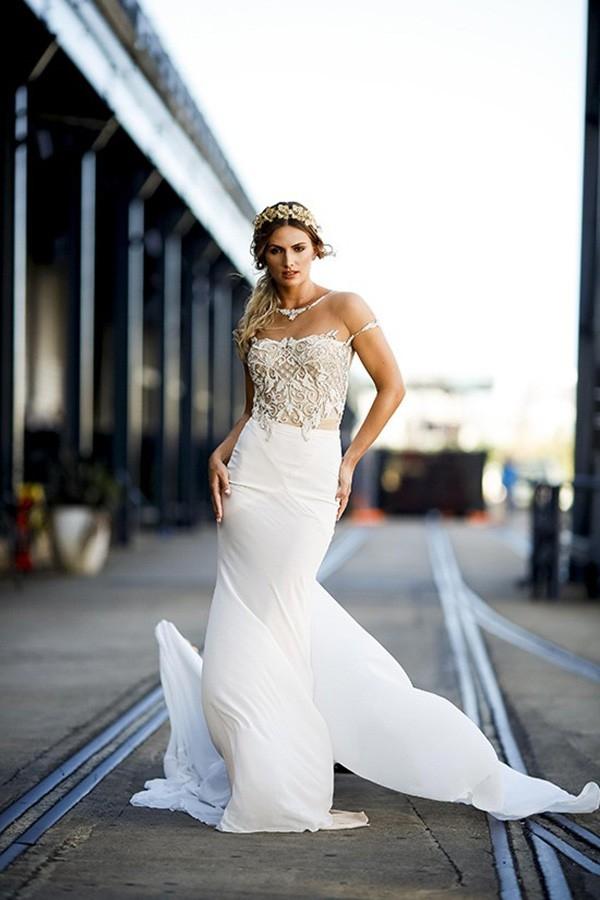 Bride in Gala by Galia Lahav