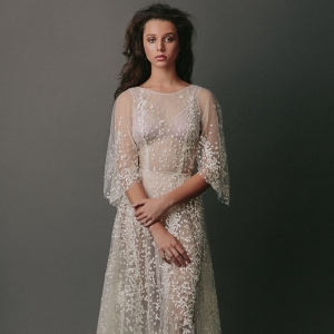 Jennifer Gifford Constellations Bridal Gown