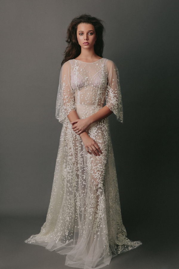 Jennifer Gifford Constellations Bridal Gown