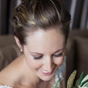 Bride's Hair and Make-up