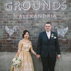 The Grounds Of Alexandria Wedding