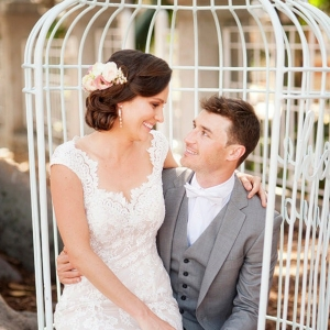 Perth Peach And Coral Wedding