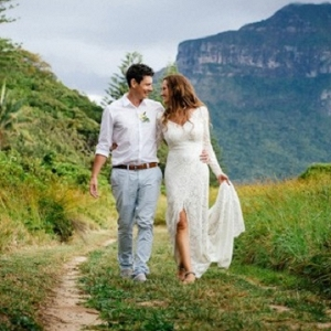 Lord Howe Island Wedding