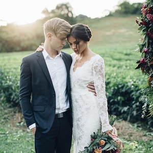Lush Winter Wedding Inspiration