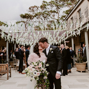 Romantic Sydney wedding