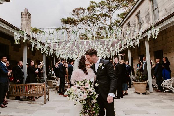 Romantic Sydney wedding