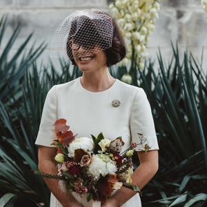 Retro bride