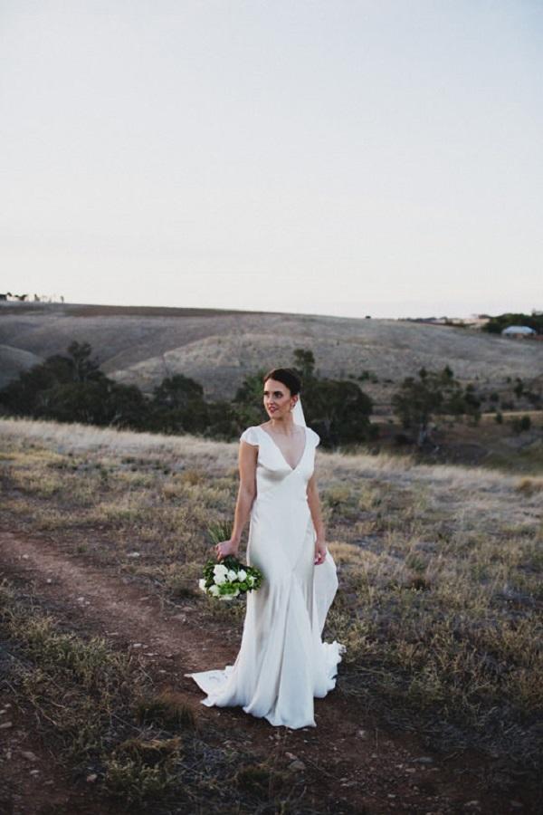 Minimalist Luxe South Australian Wedding