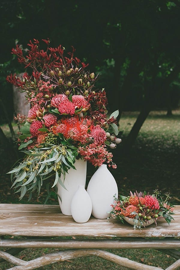 Native Australian Wedding Flowers