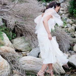 Grace Loves Lace Off The Shoulder Wedding Gown