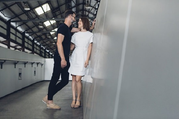 Engagement Shoot at Carriageworks