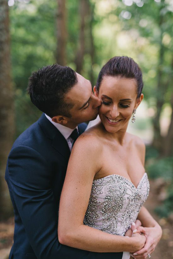 Modern Lindenderry At Red Hill Wedding