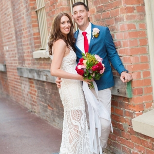 Modern Perth Cocktail Party Wedding