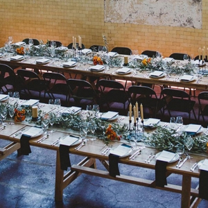 Butterland Wedding Reception