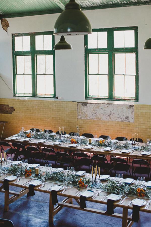 Butterland Wedding Reception