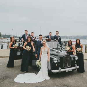 Bridal Party In Sydney