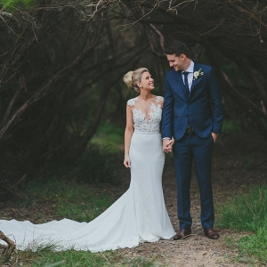 Modern Sydney Waterside Wedding