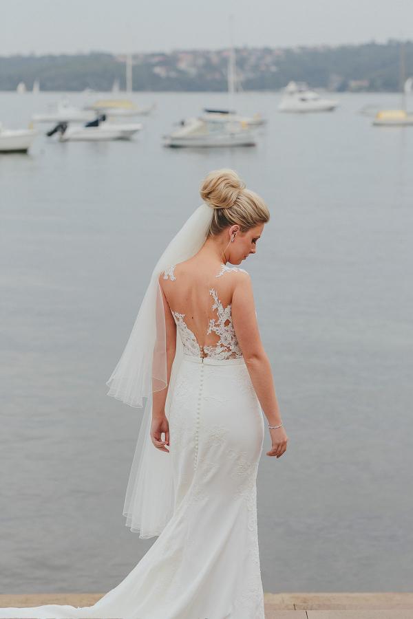 Elegant Pronovias Gown