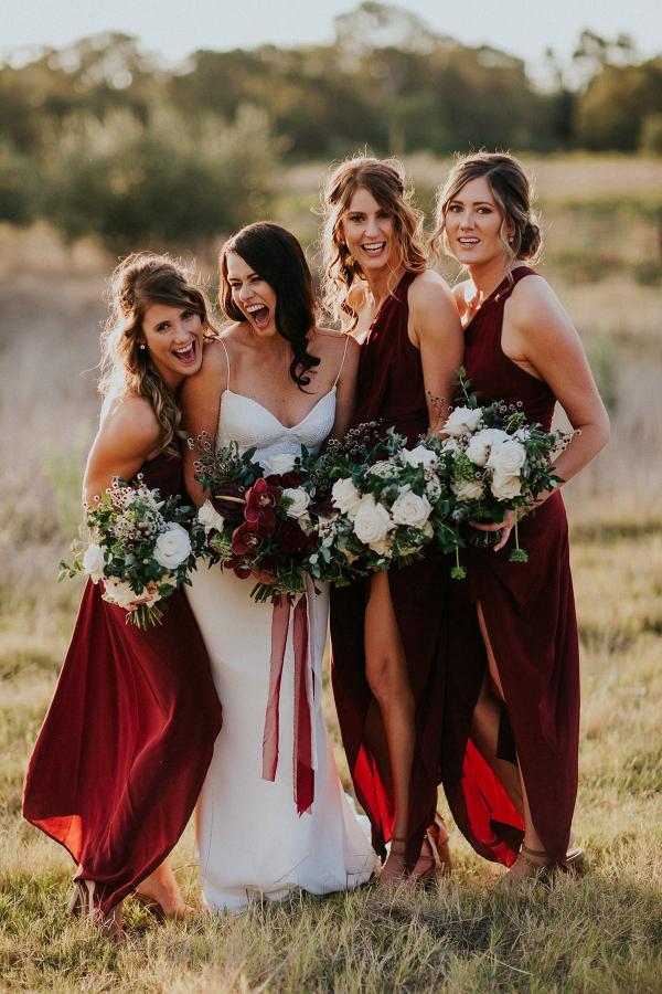 bridesmaids-in-marsala