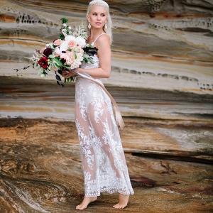 Moody Seaside Wedding Inspiration