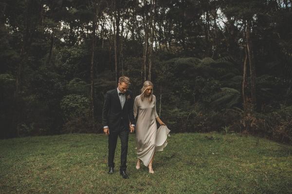 New Zealand Winter Wedding