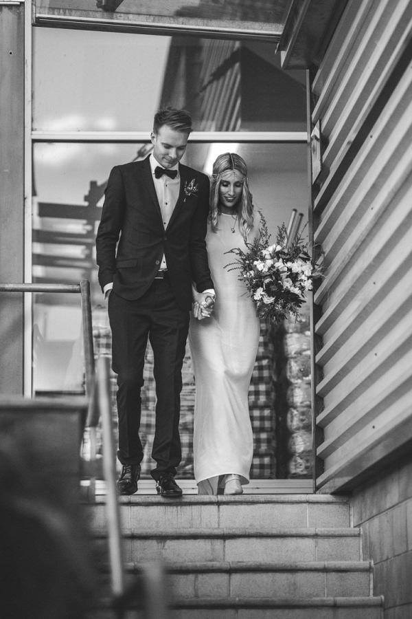 Provenance Wedding Ceremony