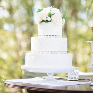 Tiered Classic Wedding Cake