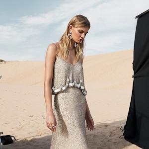 Gold Wedding Dress