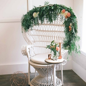 Copper & Peach Wedding Ideas