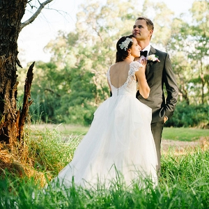Stunning Perth Wedding Photo