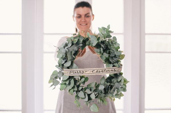 ucalyptus Wreath Tutorial