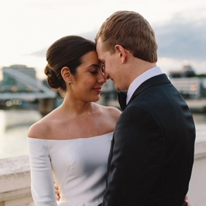 Modern Brisbane Wedding
