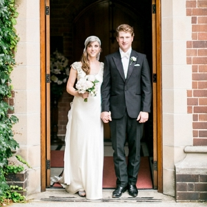 Beautiful Classic Church Wedding