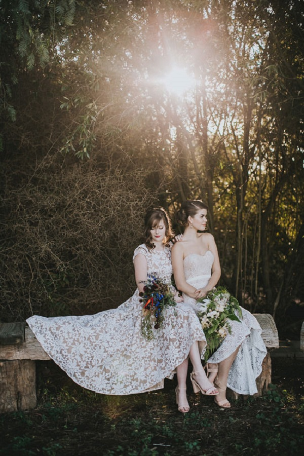 Romantic Australian Country Wedding Ideas