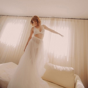 Bridal Boudoir Shoot
