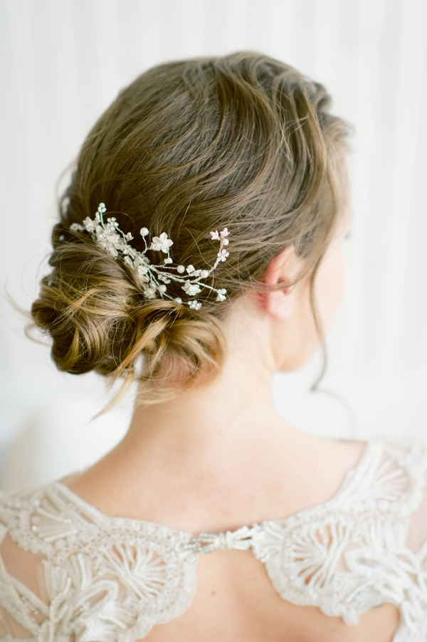 Wedding Hairstyle Tutorial