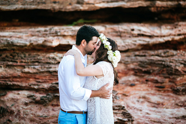Wedding Ceremony In Broome
