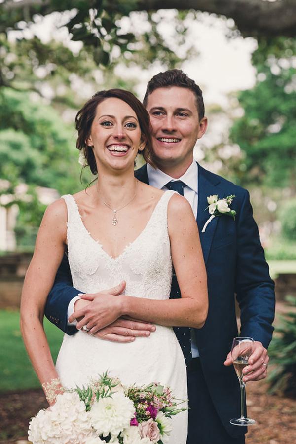Romantic Gabbinbar Homestead Wedding