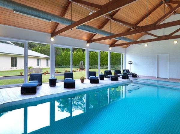 Indoor Swimming Pool at Lindenderry Estate