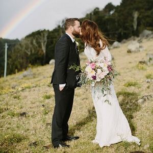 Romantic Mountaintop Wedding