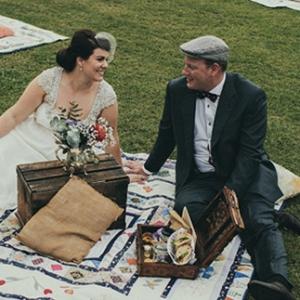 Romantic Picnic Wedding