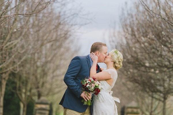 Newlyweds At Sydney Polo Club
